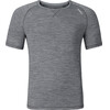 Odlo Revolution TW Light Shirt S/S Crew Neck Men grey melange